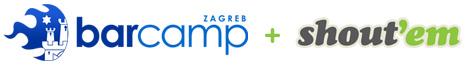 BarCamp Zagreb 2009., powered by Shout'Em