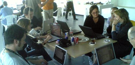Mobile BarCamp