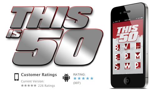 thisis50 app