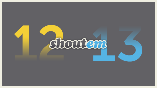 Happy New Year from ShoutEm!