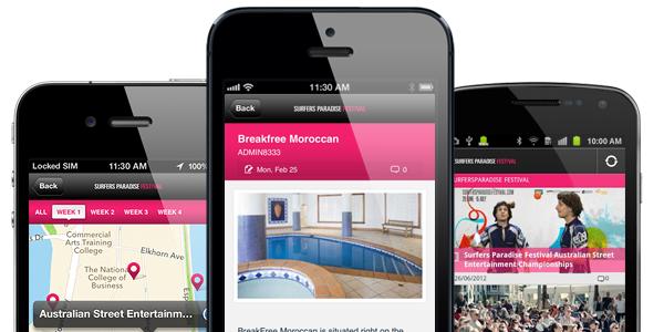 App Spotlight: Surfers Festival