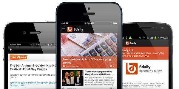 App Spotlight: Bdaily