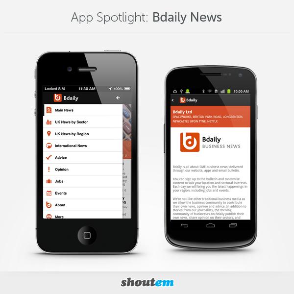 App Spotlight: Bdaily News