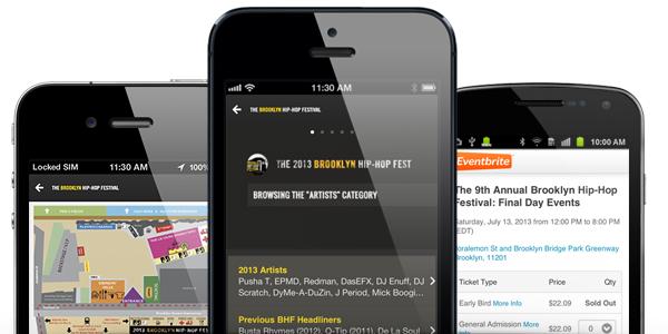 App Spotlight: Brooklyn Hip-Hop Festival