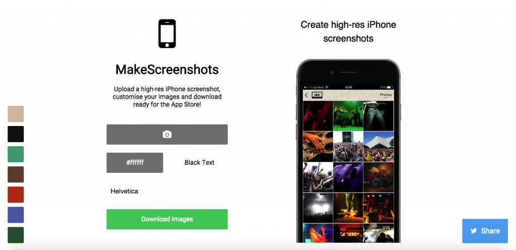 makescreenshots