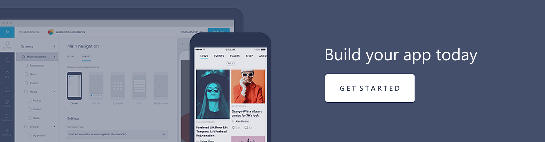 build your app today