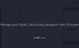 manage multi card loyalty program app