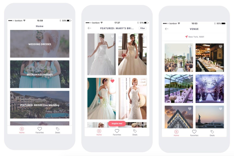 Brides wedding genius iOS app