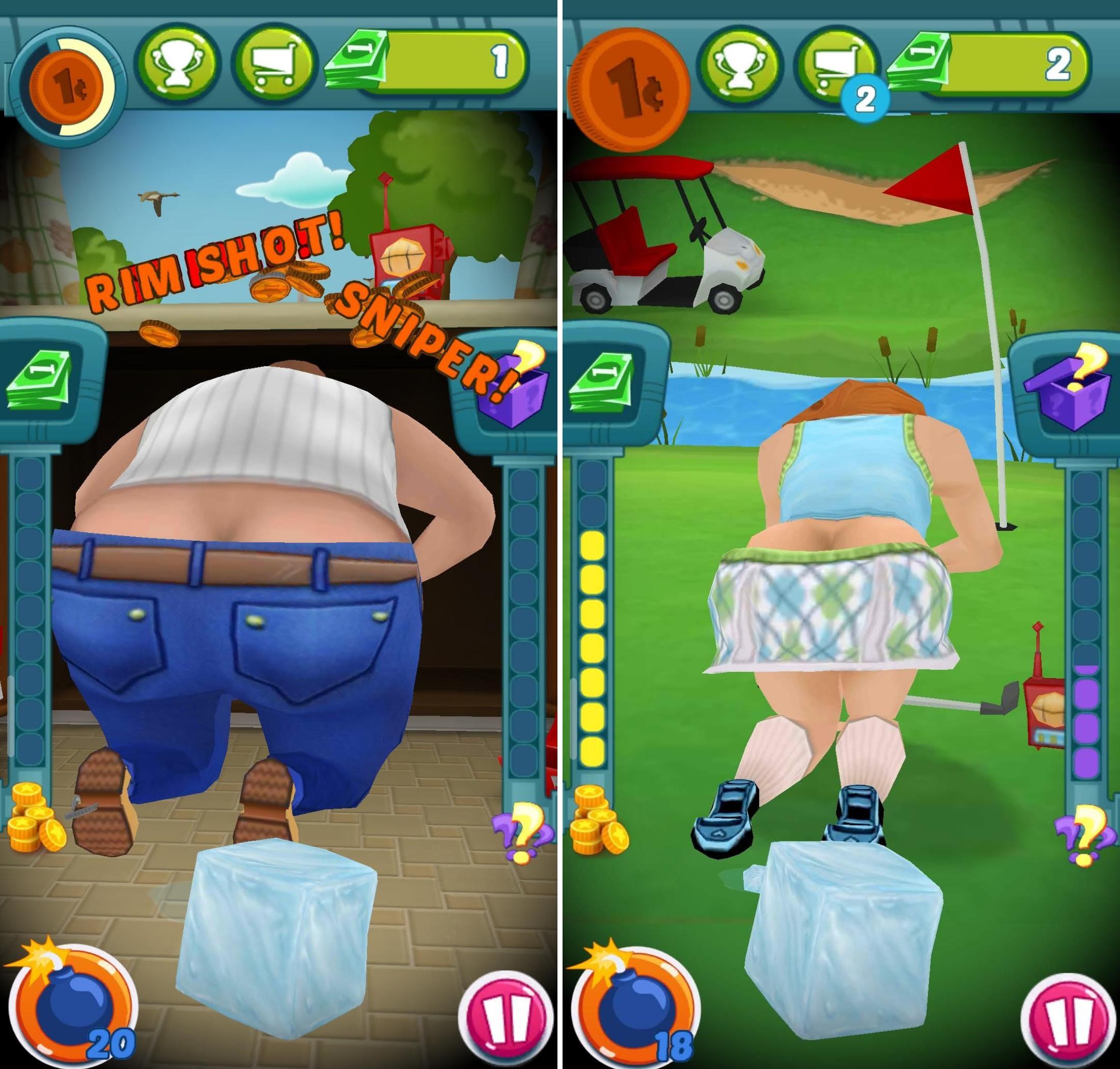 mobile games shoutem