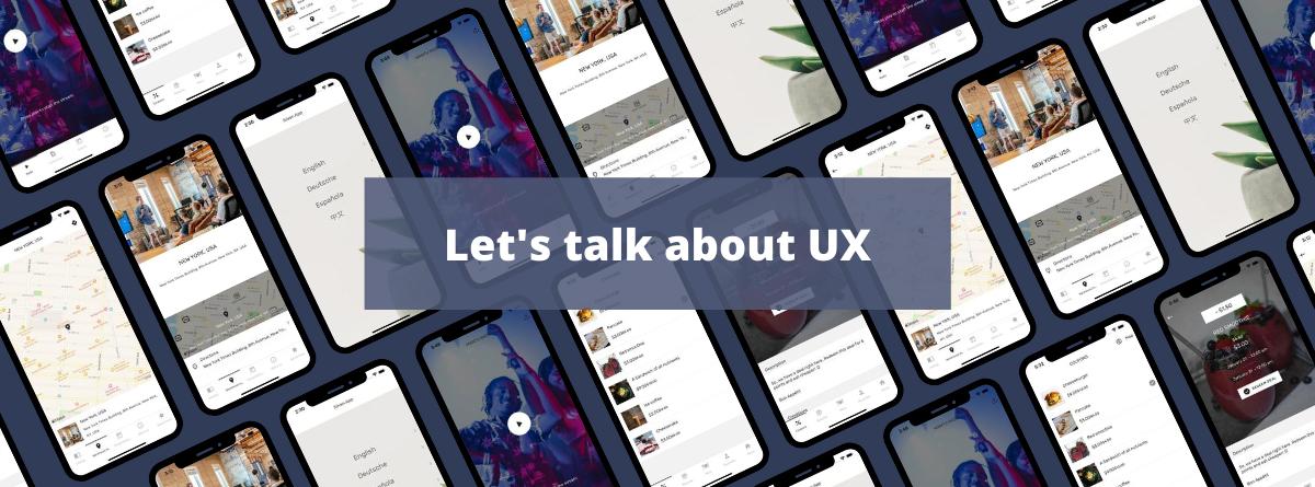ux mobile app