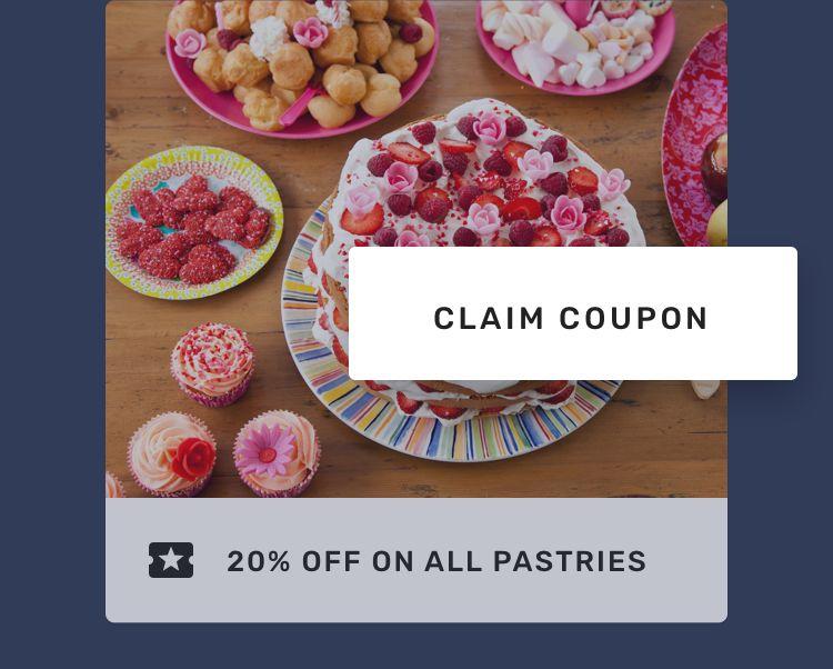 coupons app