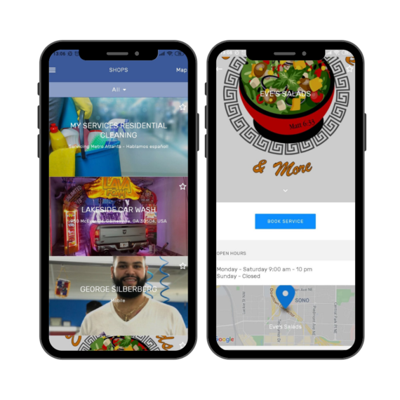 myservices app