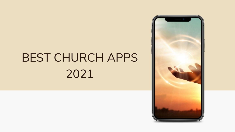 best church apps 2021