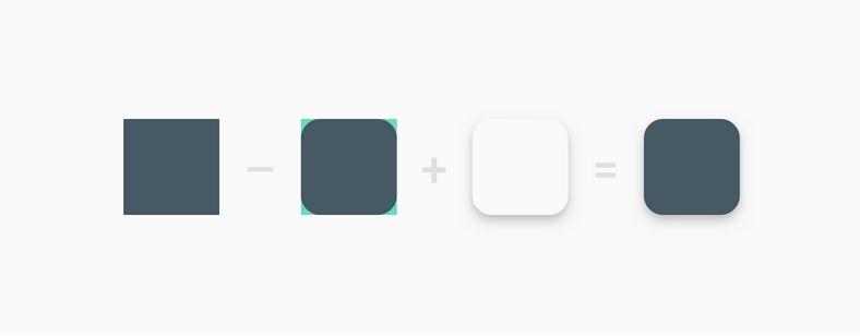 icon shape