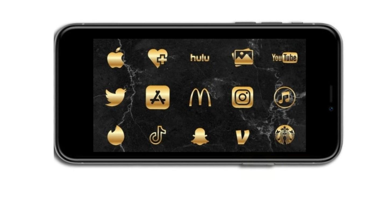app icon background