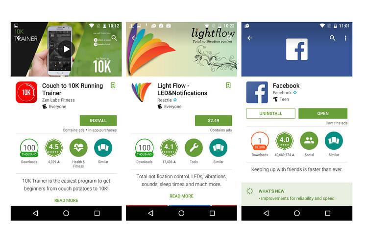 app publishing app store optimization
